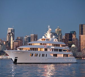Delta delivers 66m INVICTUS yacht