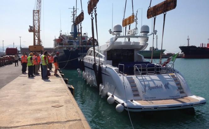 Azul 31 Yacht Special K