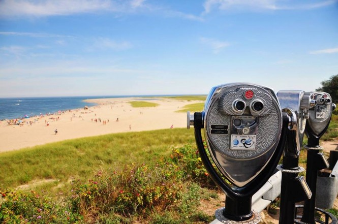 Beach in Chatham, Massachusetts-Photo credit to Massachusetts Office of Travel and Tourism