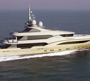 Bilgin launches hull of Bilgin 164 motor yacht ALFULK