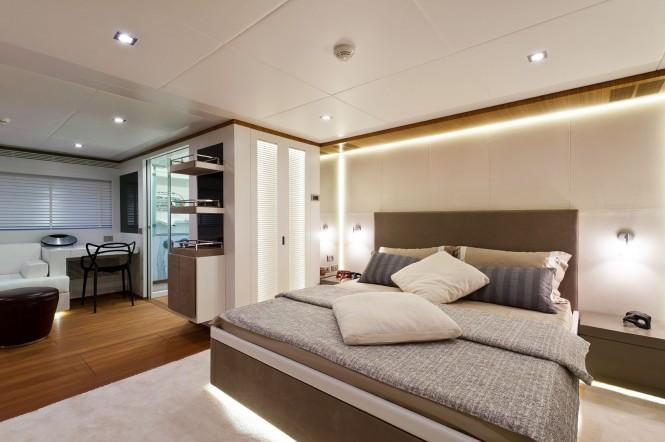 Diamond Yacht - Cabin