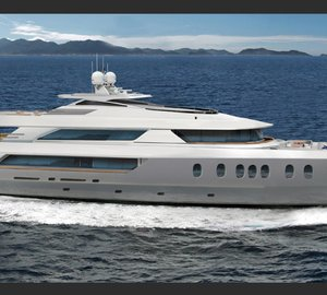 MCP Yachts to launch 42m motor yacht HEMISPHERE 140 on July 6