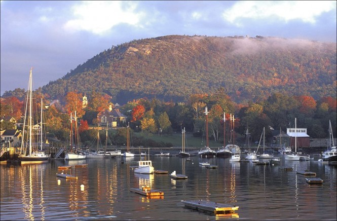 Maine - New England - Photo credit to New England Tourism Board