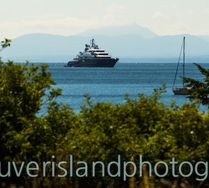 Photos of 134m luxury motor yacht SERENE