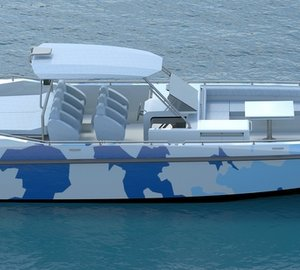New Couach HORNET Yacht Tender to be launched at 2013 Cannes Boat Show