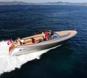 New Osprey 38 Yacht Tender by Wajer & Wajer and Vripack