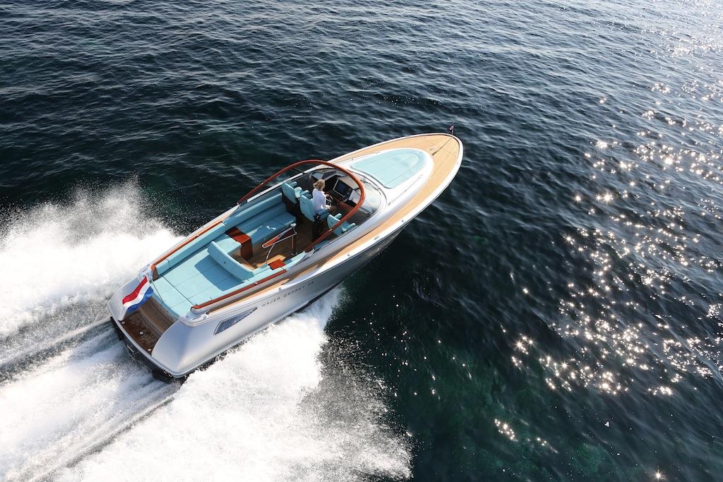 Osprey 38 Yacht Tender by Wajer & Wajer and Vripack ...  Osprey 38 Yacht...