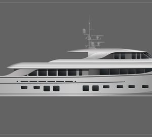47m Explorer Support Yacht by Rob Doyle Design