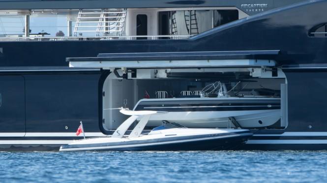 SERENE yacht - Photo by Viktor Davare - Vancouver Island Photography
