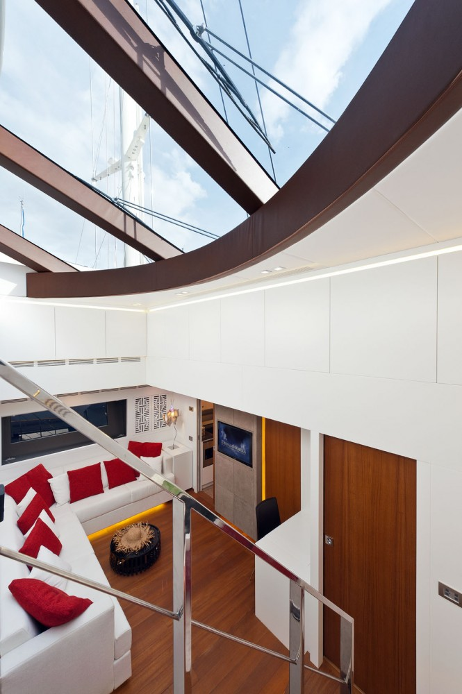 Superyacht Diamond - Interior