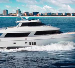 New record of five new Ocean Alexander yacht sales within a single month
