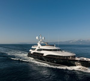 US debut for Benetti Vision 145' motor yacht CHECKMATE at Ft. Lauderdale Boat Show 2013