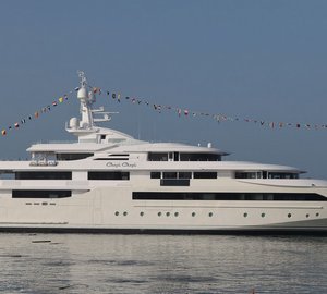 CRN delivers 80m mega yacht CHOPI CHOPI