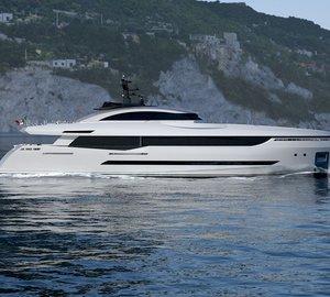 Columbus 40m Sport Hybrid Yacht to make debut at MYS 2013