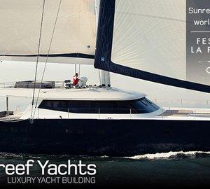 Sunreef 80 catamaran LEVANTE to debut in Cannes