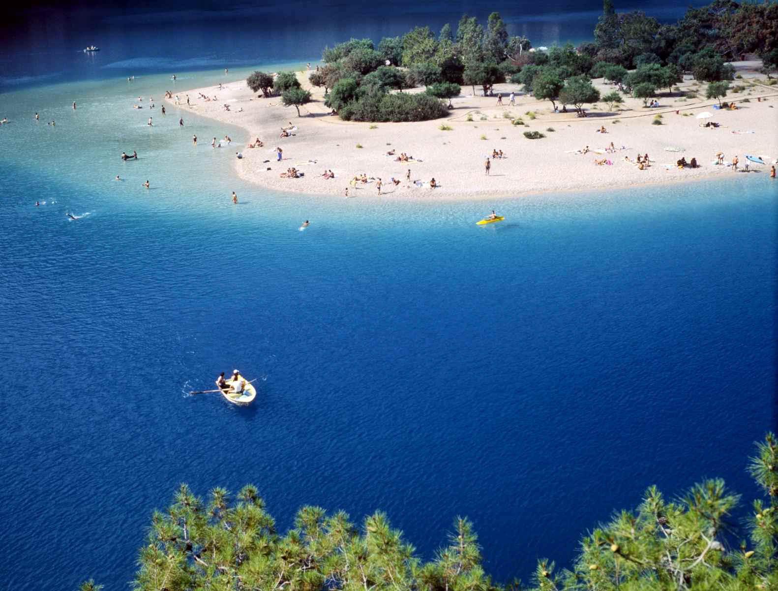 Oludeniz in Turkey