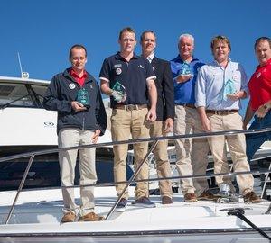 Riviera's annual Dealer Awards at Sydney International Boat Show