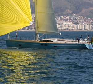 Southern Wind SW82 sailing yacht FEELIN' GOOD to debut at MYS 2013