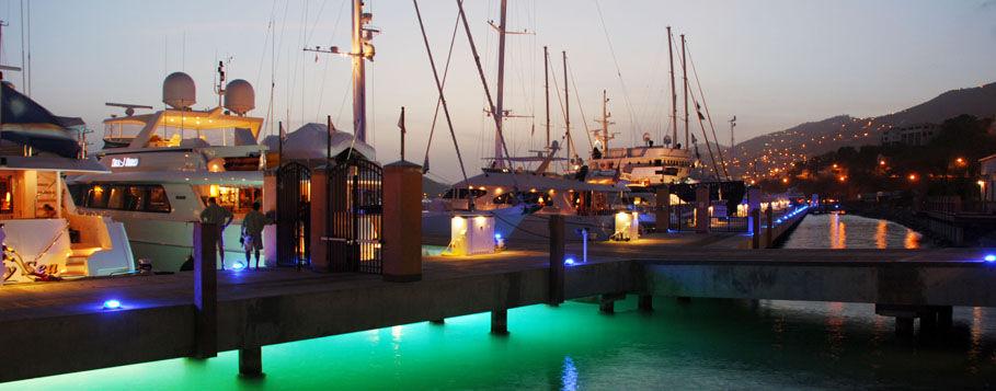 Yacht Haven Grande - St Thomas - USVI - Caribbean
