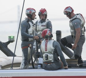 Louis Vuitton Cup Final: 2-1 lead for Emirates Team New Zealand