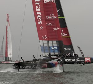 America's Cup 2013: 'September Showdown' for Emirates Team New Zealand