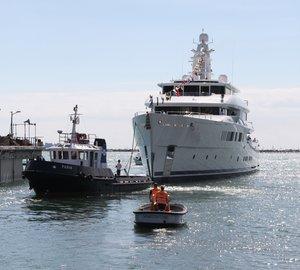 Perini Navi Group launches 73m Picchiotti flagship motor yacht GRACE E