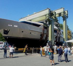 Luxury motor yacht MINU - 20th SD92 superyacht launched by Sanlorenzo