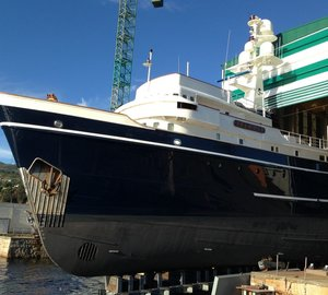 Refit of expedition yacht Seawolf by Integrated Marine Group and Atollvic