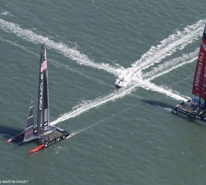 America's Cup Finals: 2-0 lead for Emirates Team New Zealand