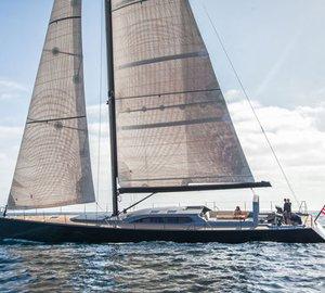 Latest 24m sailing yacht Project AANDEEL by Adam Voorhees