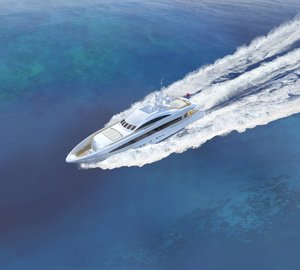 Heesen announces the sale of its first 40m motor yacht Project Galatea