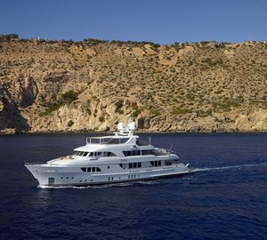 Additional images of 42m Moonen Yacht SOFIA with interior design by Art Line