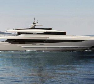 New 42m motor yacht Oceano 42 by Mangusta Overmarine Group