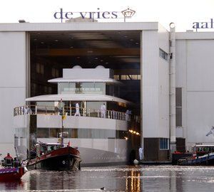 Videos and photos of the 78m Feadship mega yacht VENUS