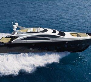 New Uniesse Sport line flagship - motor yacht 95 Sport concept