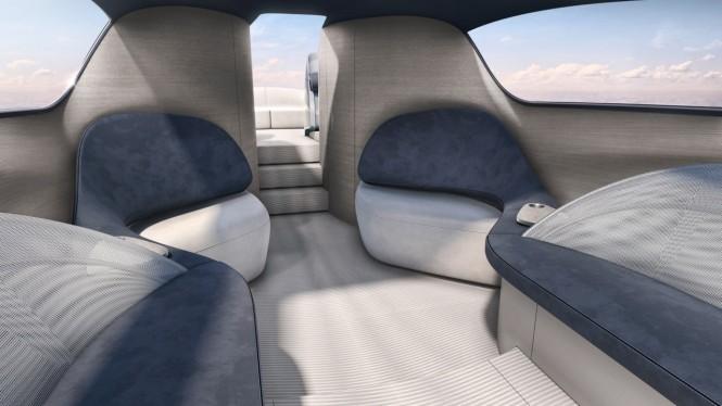 ARROW460-Granturismo yacht tender concept - Interior