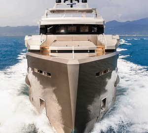 Admiral Tecnomar to present CACOS V Yacht at Monaco Yacht Show 2013