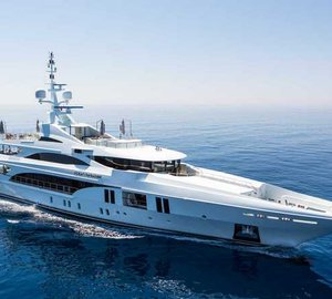 Benetti Yacht OCEAN PARADISE receives RINA GREEN PLUS prize