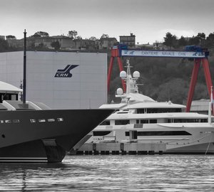 CRN Yachts to attend Monaco Yacht Show 2013 as a pioneer for innovation