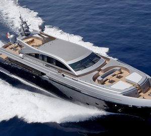Interior images of recently delivered Codecasa 50s motor yacht FRAMURA 3 (hull C 120)
