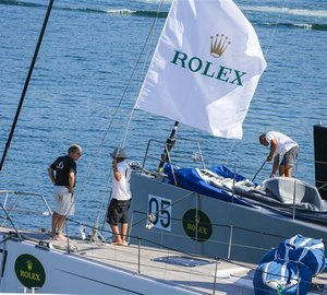 Five-day racing at Maxi Yacht Rolex Cup 2013 to kick off today