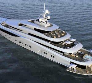 Dorries completes plus 80m platform based on engineering of motor yacht GRACEFUL