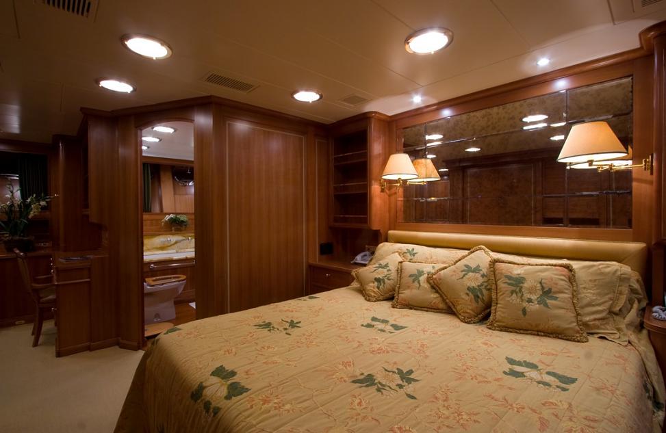 ELLEN V superyacht - accommodation