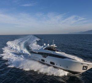 Three new motor yachts unveiled by Ferretti Group at Festival de la Plaisance de Cannes