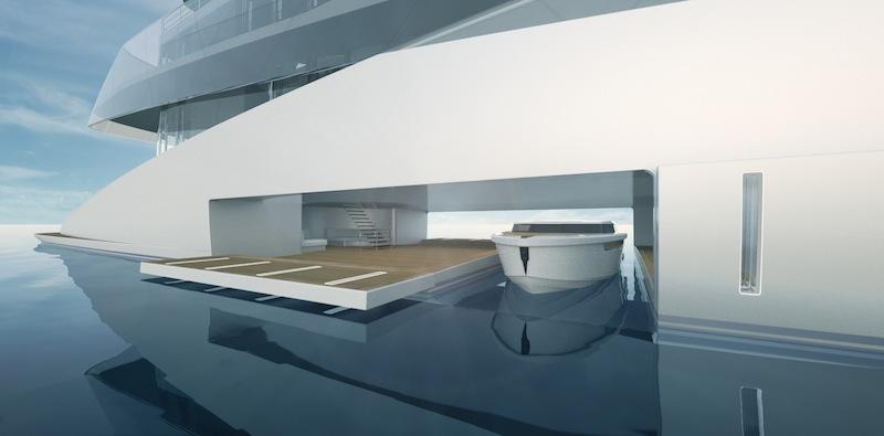 Feadship Future Concept - luxury yacht Feadship Royale