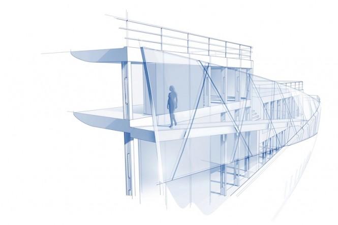 Feadship Future Concept - mega yacht Feadship Royale