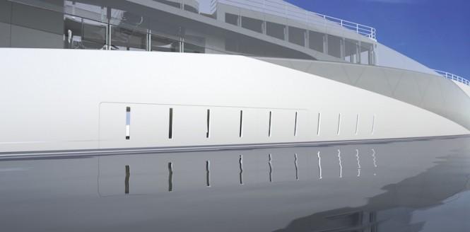 Feadship Future Mega Yacht Concept -Feadship Royale