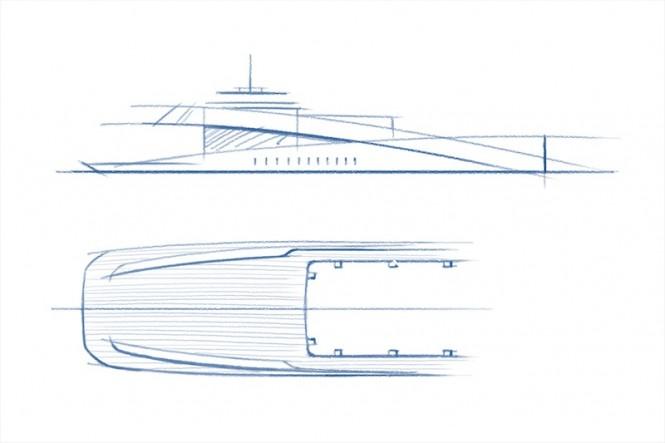 Future Concept Feadship Royale superyacht
