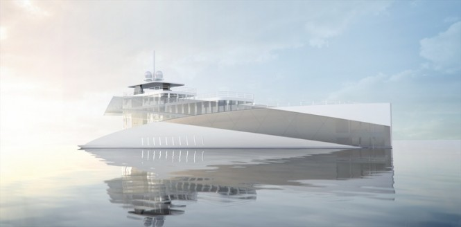 Future Concept - Motor Yacht Feadship Royale