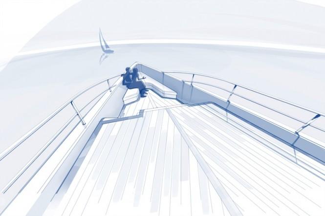 Future Concept luxury superyacht Feadship Royale